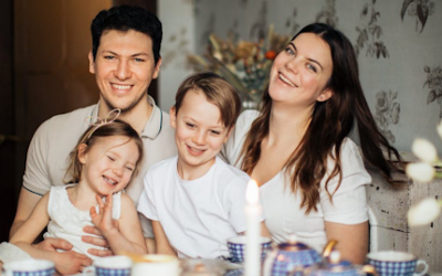5 tips to improve family time and make sure technology doesn't ruin your family